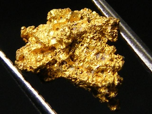 .70 Grams Espadarte Shipwreck of 1558 Gold Nugget CO 186