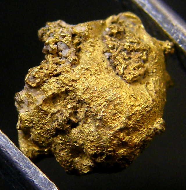 .81 Grams Espadarte Shipwreck of 1558 Gold Nugget CO 184