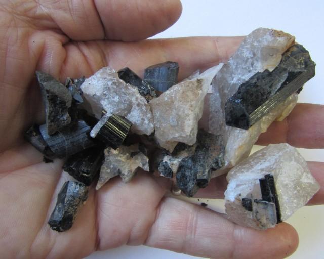 920 Cts Australian Black Tourmaline in Quartz Specimen  PPP 330