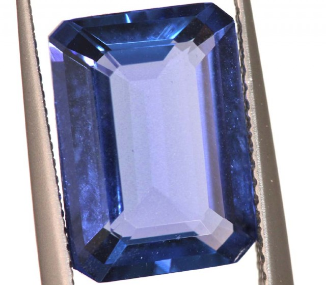 5.55 CTS AAA TANZANITE FACETED GEMSTONE TBM-851
