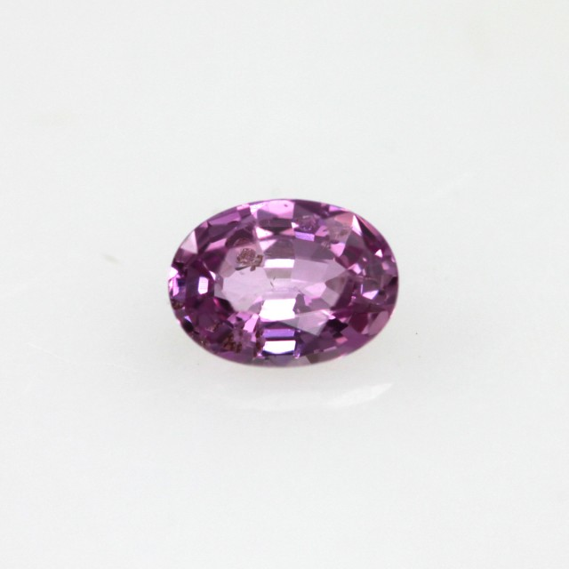 0.33cts Natural Pink Sapphire Oval Cut