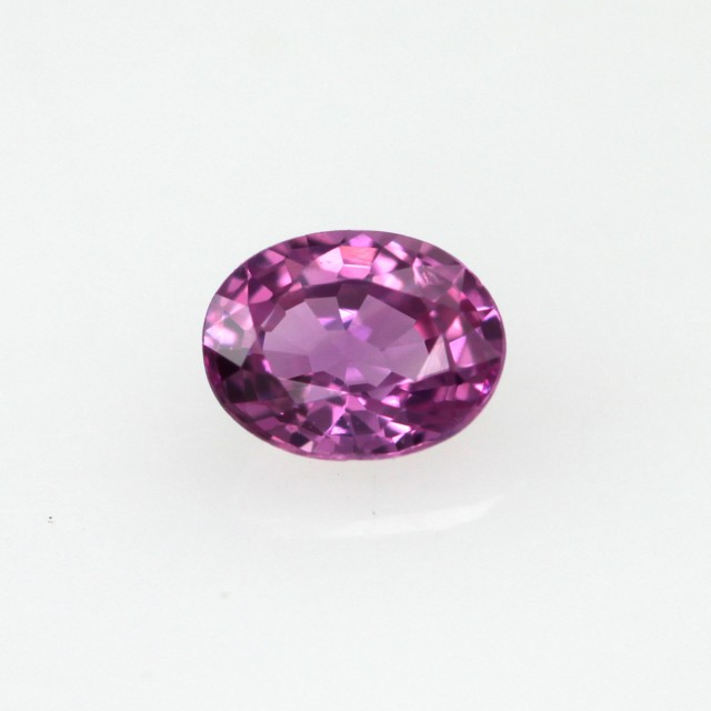 0.31cts Natural Pink Saphhire Oval Cut