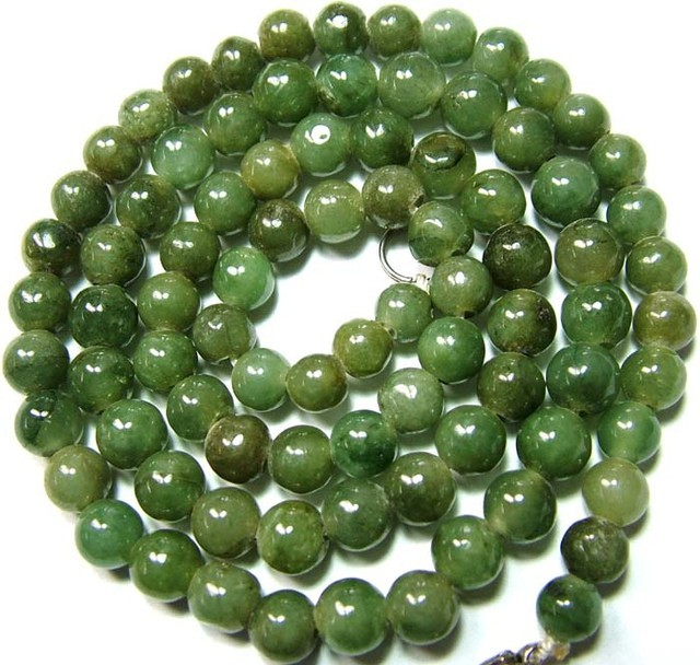 NATURAL SOLID DRILLED JADE BEADS 247.95 CTS NP-1907