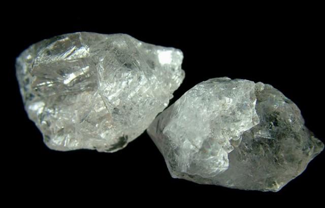 CRYSTAL QUARTZ-LIKE HERKIMER-DIAMOND 68 CTS RG-1872