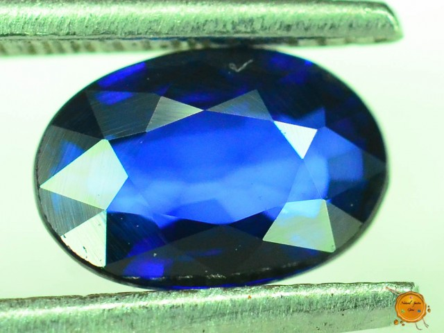 Natural Royal Blue Sapphir