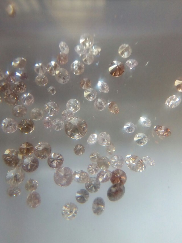 NATURAL FANCYPINK DIAMOND ,1.50CTWLOT