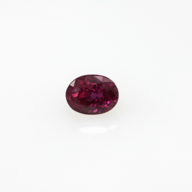 0.35cts Natural Burmese Oval Shape Ruby