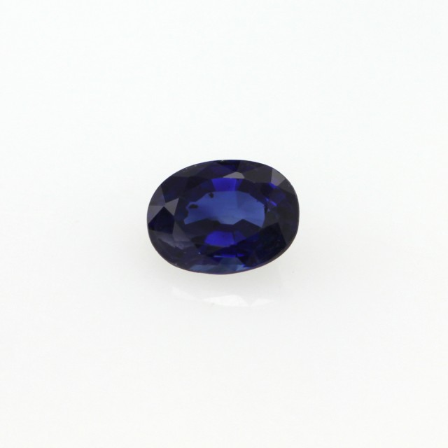 0.45cts Natural Sri Lankan Oval Sapphire