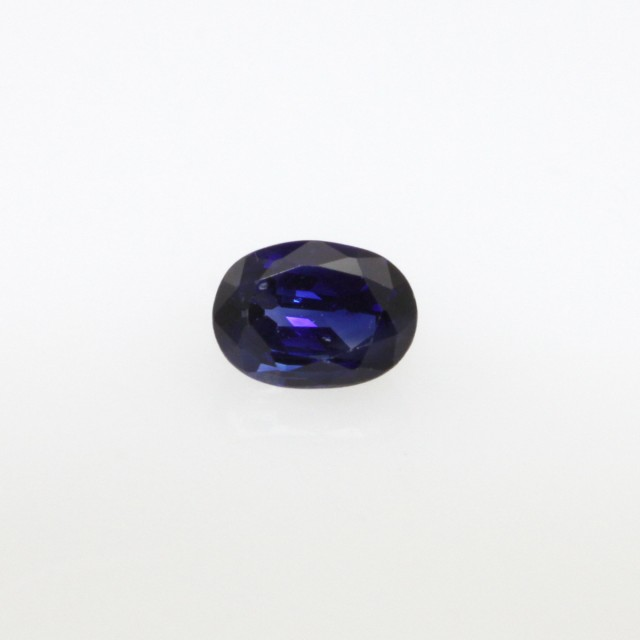 0.39cts Natural Sri Lankan Oval Sapphire