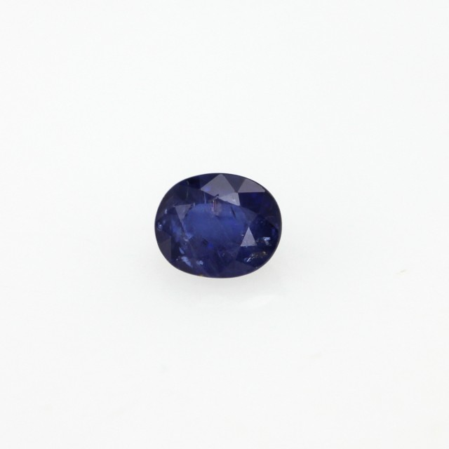 0.36cts Natural Sri Lankan Oval Sapphire