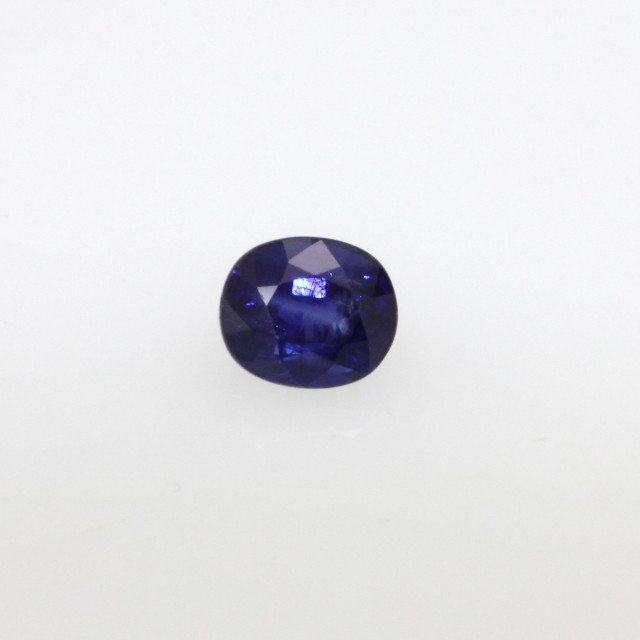 0.50cts Natural Sri Lankan Oval Sapphire