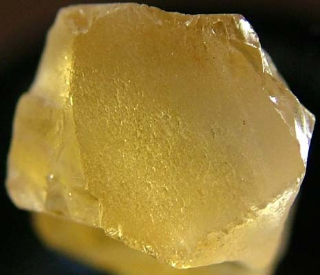 CITRINE NATURAL ROUGH 5.40 CTS FN 2877  (LO-GR)