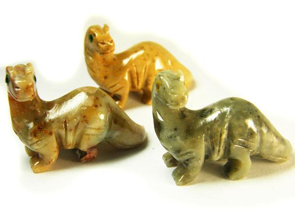 THREE CUTE ANIMAL ROCK CARVINGS PERU   AAA2689