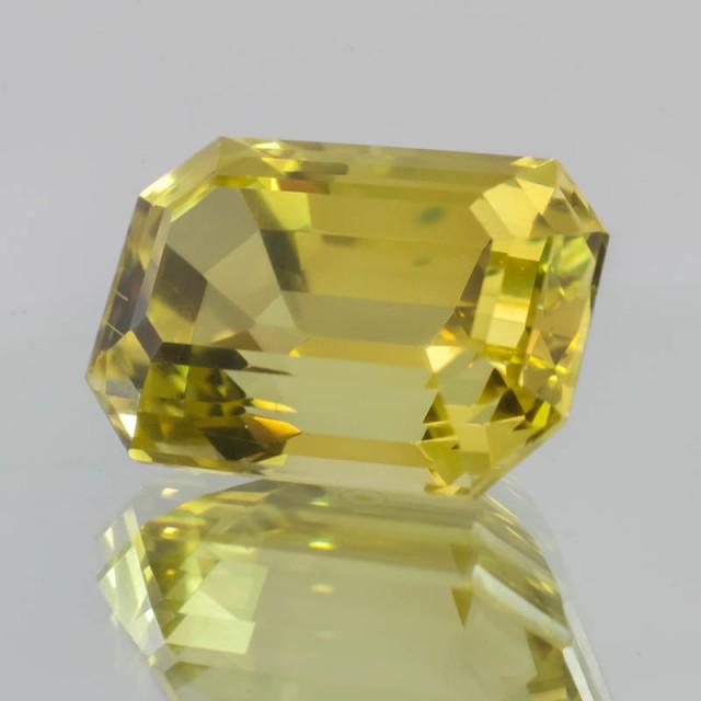 30.55 ct. Chrysoberyl, Emerald Cut