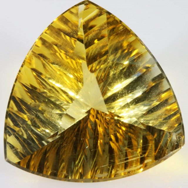 19.50 CTS FACETED NATURAL CITRINE GEMSTONE [GOGO127]