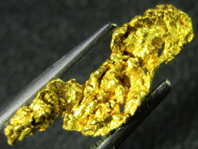 0.9 Grams  Kalgoorlie Gold Nugget, Australia LGN 1479
