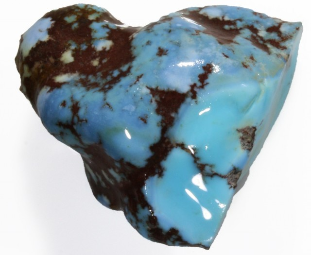 34.55 Cts Azerbaijan turquoise PPP 720