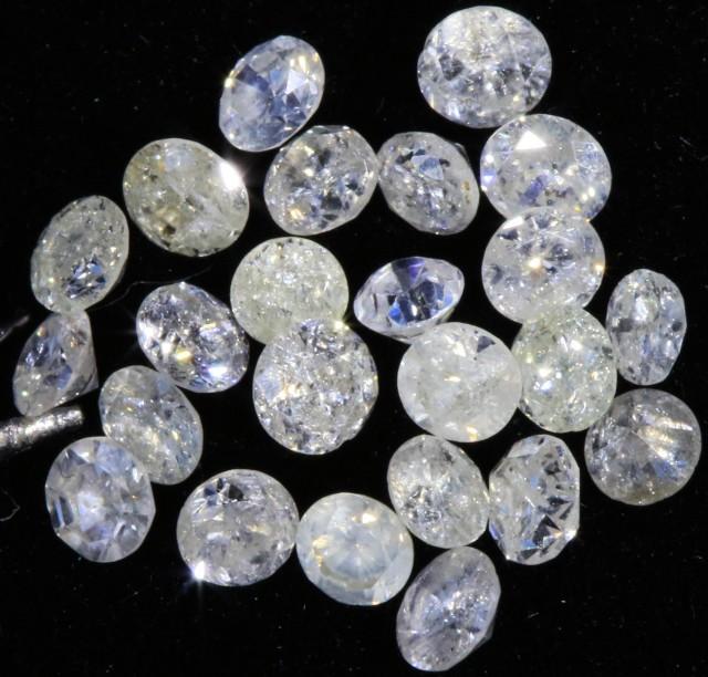 0.80 Cts Diamond Parcel BU2512