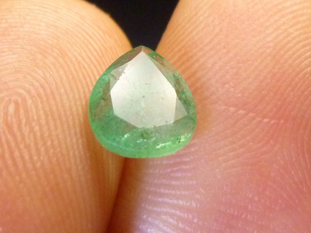 1.15cts Colombian Emerald , 100% Natural Gemstone