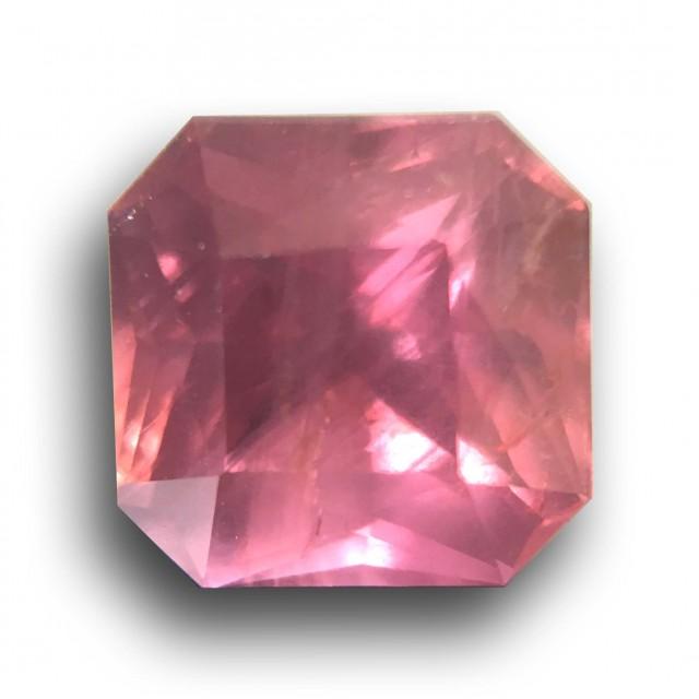 1.60 Carats | Natural Orangish Pink Sapphire | Certified | Sri Lanka - New