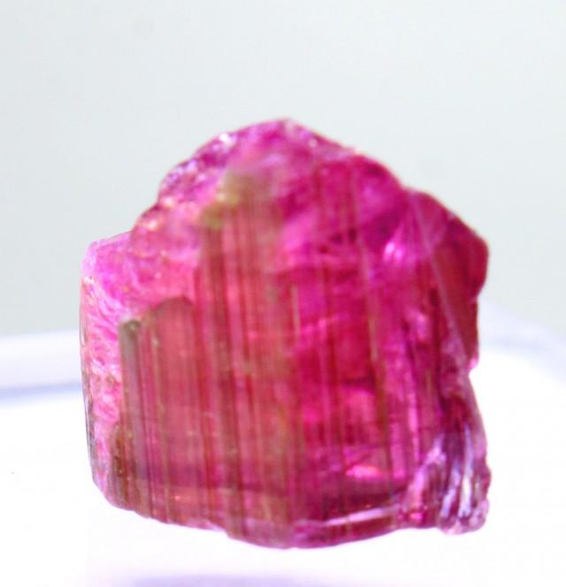 13.30 CT Natural tourmaline crystal