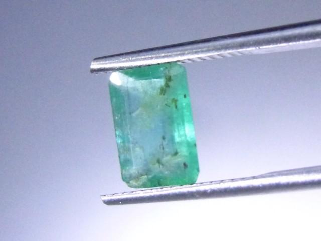 1.55cts Zambian Emerald , 100% Natural Gemstone