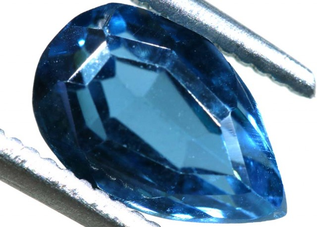 BLUE TOPAZ NATURAL FACETED 2.35  CTS PG-1869