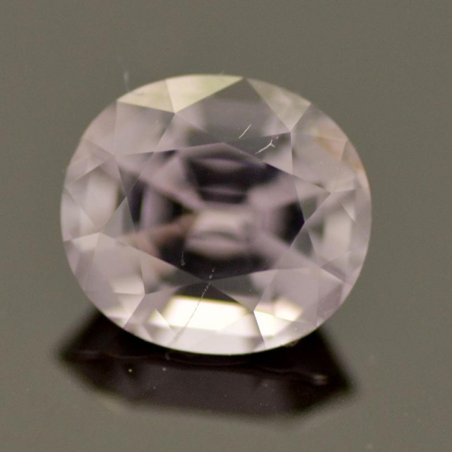 1.54cts Grey - Purple Spinel (RS132)