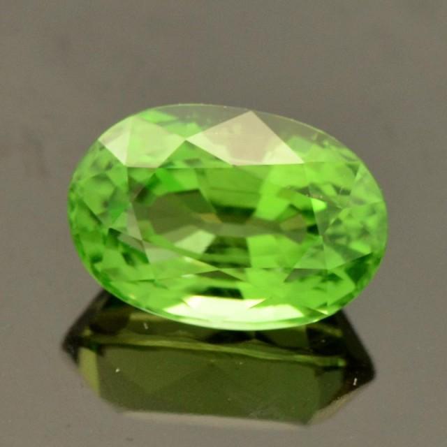 1.62cts Green Tourmaline - Chrome (RTO186)