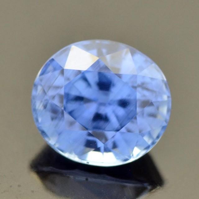 1.34cts Unheated Blue Ceylon Sapphire (RSA386)
