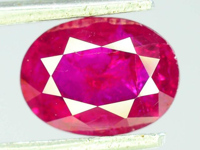 1.305 ct 100% Natural Ruby ~ Jagdalek Afghanistan