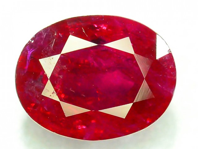 Stores That Accept Paypal Credit Online >> 1.270 ct 100% Natural Ruby ~ Jagdalek Afghanistan