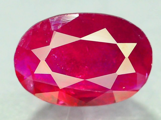 1.145 ct 100% Natural Ruby ~ Jagdalek Afghanistan