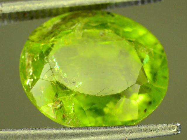 5.435 Ct Untreated Green Peridot