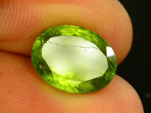 5.170 Ct Untreated Green Peridot
