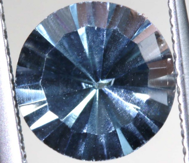 2.1 CTS  BLUE TOPAZ FACETED PG- 1932