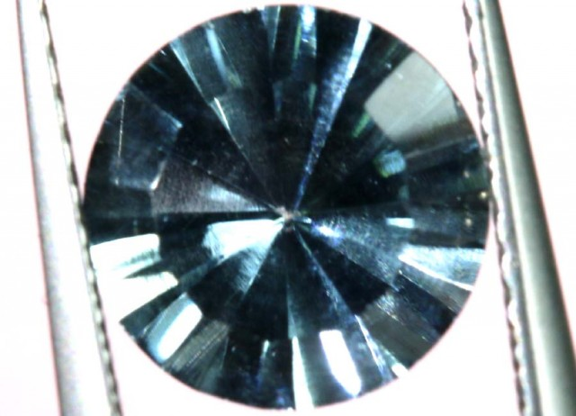 2.15 CTS  BLUE TOPAZ FACETED PG- 1934