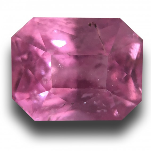 1.08 Carats | Natural Pink Sapphire | Loose Gemstone | Sri Lanka - New