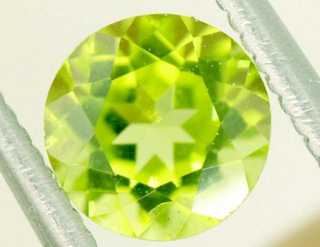 1.5 CTS PERIDOT BRIGHT GREEN PAIR (2 PCS)   CG-2198