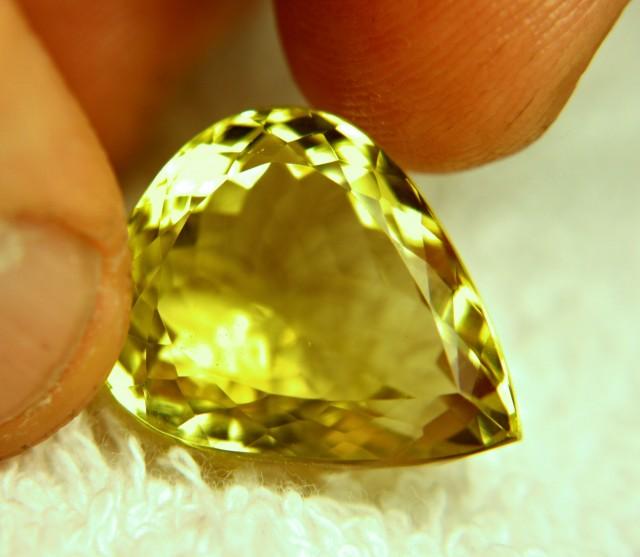 26.62 Best VVS1 Lemon Quartz - Lovely Stone