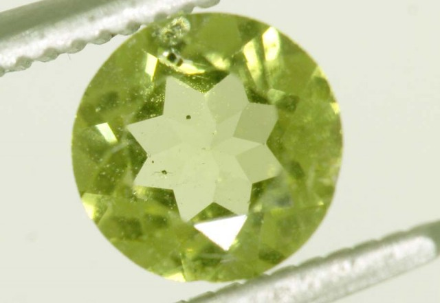 1.5 CTS PERIDOT BRIGHT GREEN PAIR (2 PCS)   CG-2205
