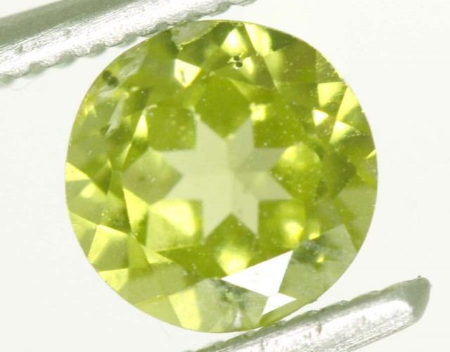 1 CTS PERIDOT BRIGHT GREEN PAIR (2 PCS)   CG-2207