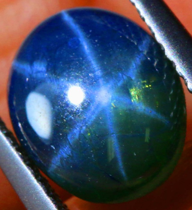 2.5 CTS NATURAL STAR SAPPHIRE PG-1997