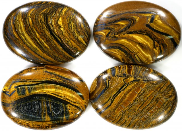 127.40 CTS TIGER EYE PARCEL DEAL [MGW5025]
