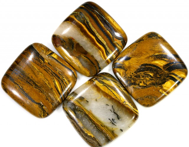 150.85 CTS TIGER EYE PARCEL DEAL [MGW5026]