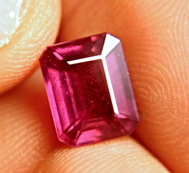 4.66 Carat Fiery, Vibrant Ruby - Lovely