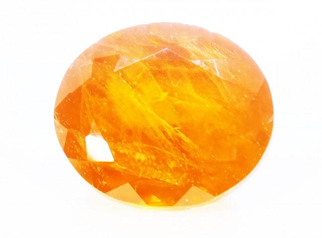Beautiful large sphene (titanite) 9,52 сt