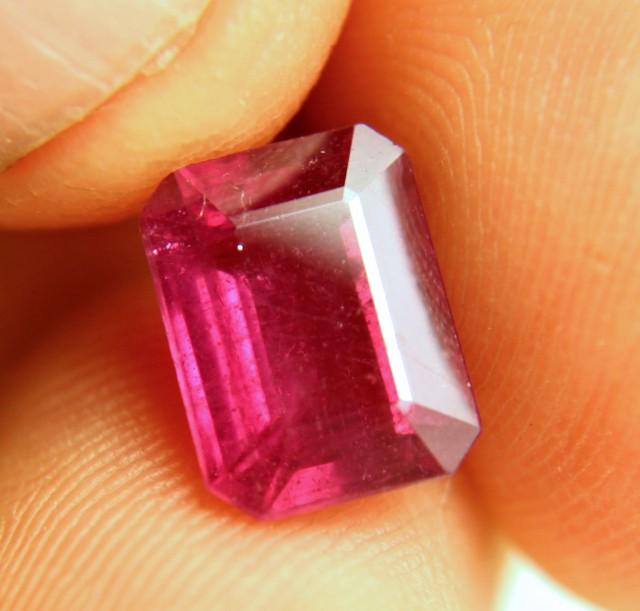 4.60 Carat Fiery, Vibrant Ruby - Gorgeous