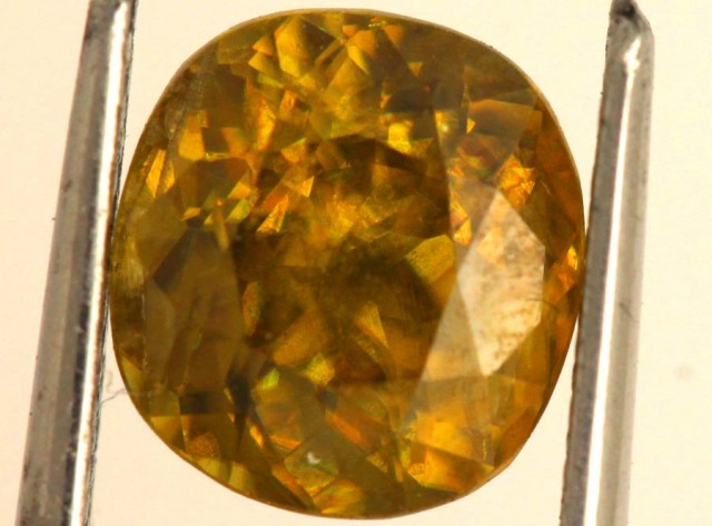 1.15 CTS TOURMALINE FACETED STONE  TBG-24
