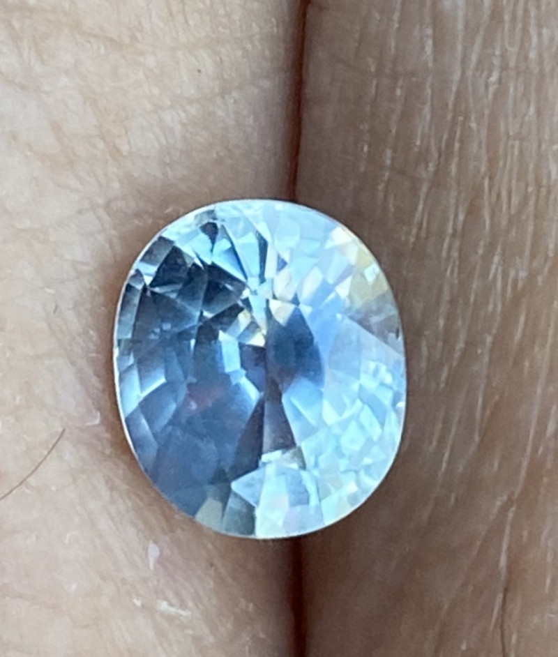 1.60 Cts Oval Songea Colour Change Sapphire GOGO 1494